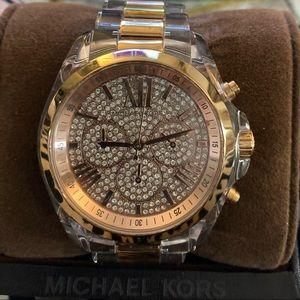 Michael Kors Crystal Watch - MK5905